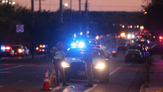 Texas serial bomber escalates pace of attacks