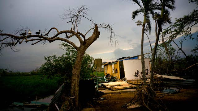 Puerto Ricans frustrated by slow pace of hurricane recovery