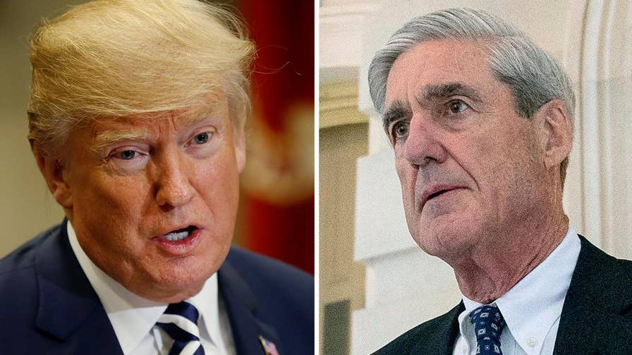 The president's criticism raises speculation that he may seek to have the special counsel fired; chief White House correspondent John Roberts reports.