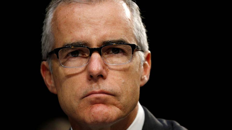Yet another firing in Washington D.C. Why was Deputy Director of the FBI Andrew McCabe really fired? Judge Andrew Napolitano cuts through the confusion and explains what really happened.