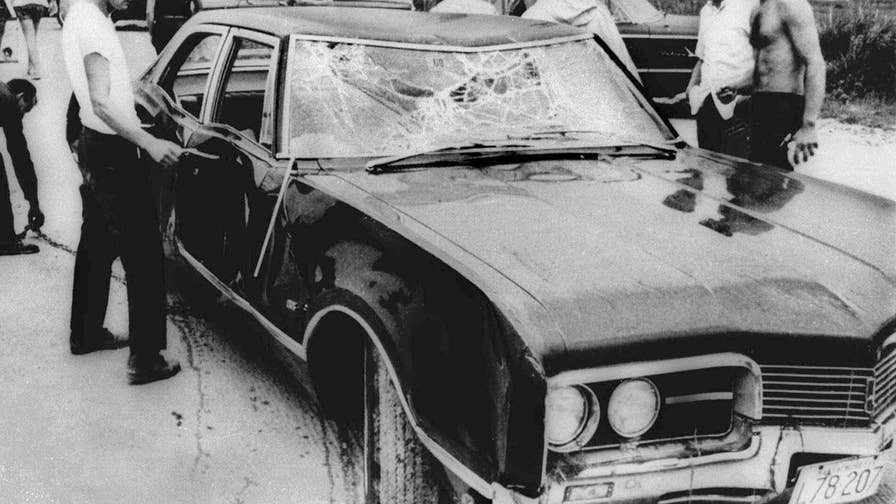 A Current Affair: Author Kenneth Kappel shares his theory of what really happened at Chappaquiddick based on damage to Ted Kennedy's car.