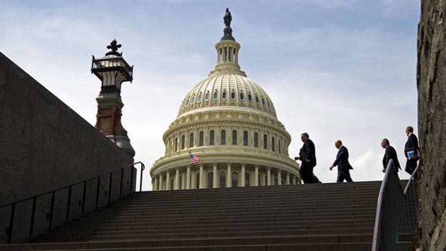 Congress faces Friday deadline to approve $1.3 trillion package; chief congressional correspondent Mike Emanuel reports from Capitol Hill.