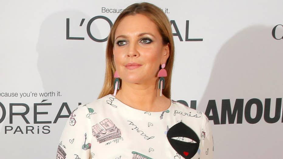 Drew Barrymore reminisces about late-night memories
