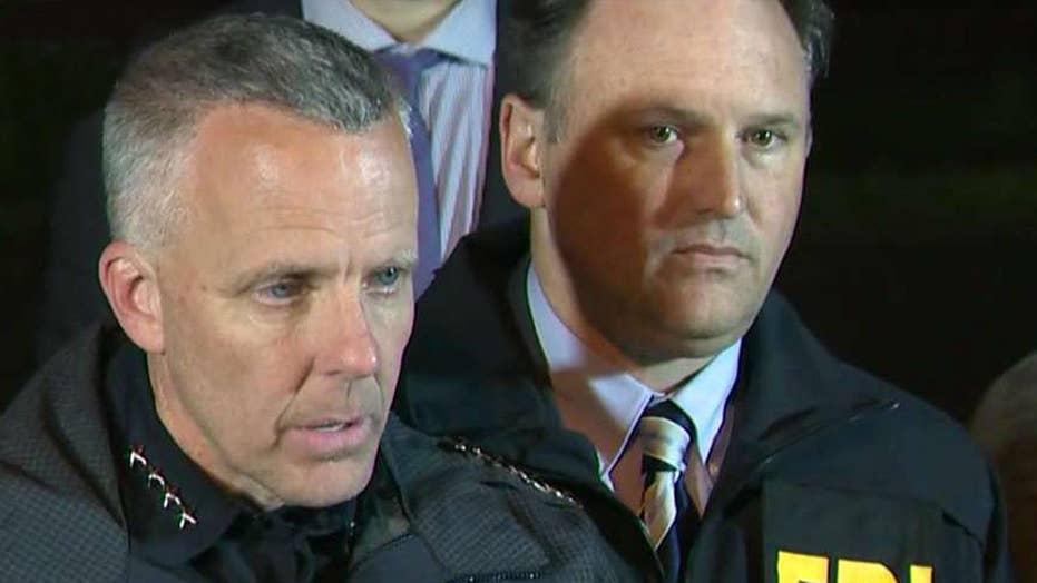 Austin PD: Suspected bomber is dead