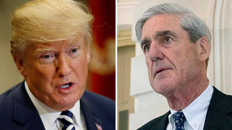 Trump takes to Twitter to attack Mueller investigation again