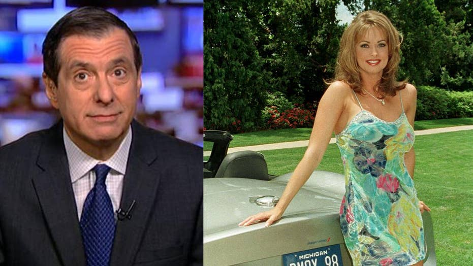 Kurtz: Behind Karen McDougal's Suit Against Tabloid Firm