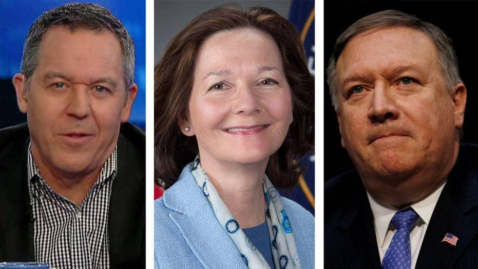 Gutfeld on Dems blocking Pompeo, Haspel Cabinet nominations