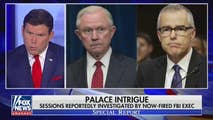 On Wednesday, Bret brings up the possibility that Attorney General Jeff Sessions was under investigation by former deputy Director Andrew McCabe when he fired him, new findings in election tampering, and the Austin bomber dies a fiery death.