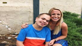 The mother of a teenager with the childhood condition, Sanfilippo Syndrome has revealed her heartbreak after it stole her son's ability to speak.