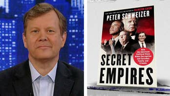On 'The Story,' Peter Schweizer discusses his new book 'Secret Empires,' which he says reveals corruption that has taken hold of Washington D.C.