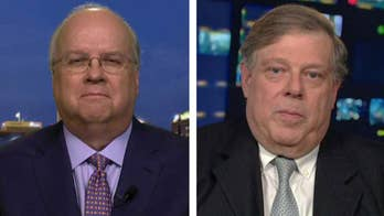 Facebook CEO Mark Zuckerberg's admitted to mistakes made, in regard to data protections. Is this another move by liberals to discredit Trump's win in the 2016 election? Karl Rove and Mark Penn weigh in on 'The Story.'