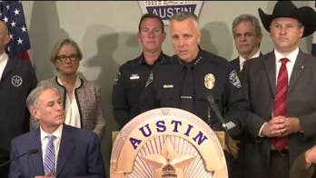 Texas officials say the Austin bombing suspect made a lengthy cell phone recording that they view as a form of confession. This recording also gave officials confidence there are no remaining bombs.