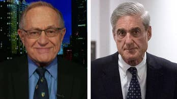 Harvard Law professor Alan Dershowitz sides with President Trump over Mueller's Russia investigation, shares his insight on 'Hannity.'