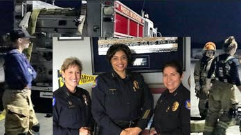 Phoenix Fire and Police Departments broke barriers hiring females in male-dominated industry