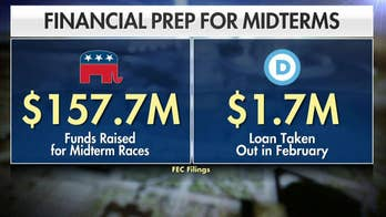 Can this transfer to midterm success? RNC spokesperson Kayleigh McEnany provides insight how the money might be best spent.