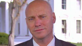 White House Legislative Affairs Director Marc Short weighs in on House passage of omnibus spending bill, support for President Trump's actions against China.