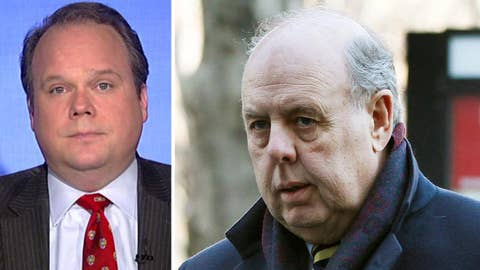 Chris Stirewalt on fallout from John Dowd's resignation