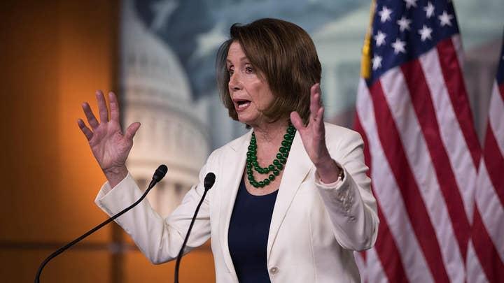 Pelosi, House Democrats block veterans' health care bill
