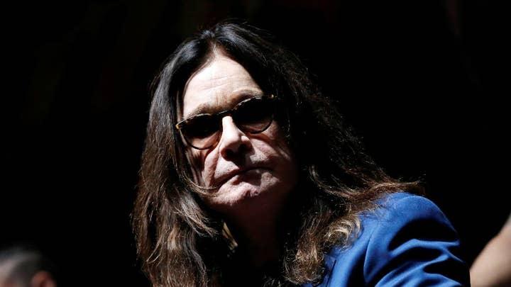Ozzy Osbourne sues AEG entertainment company over unfair agreement