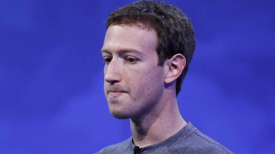 Facebook CEO is 'sorry' for the data-use scandal. William La Jeunesse reports.