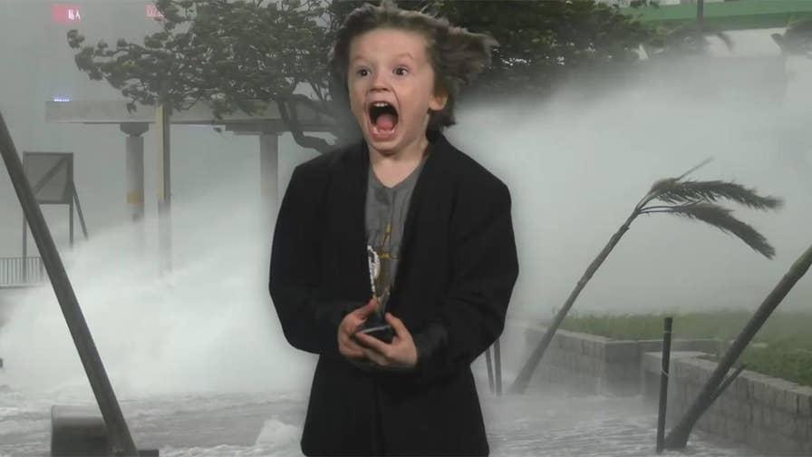 6-year-old Nashville kindergartner Carden Corts' creates video for school project and becomes internet sensation.