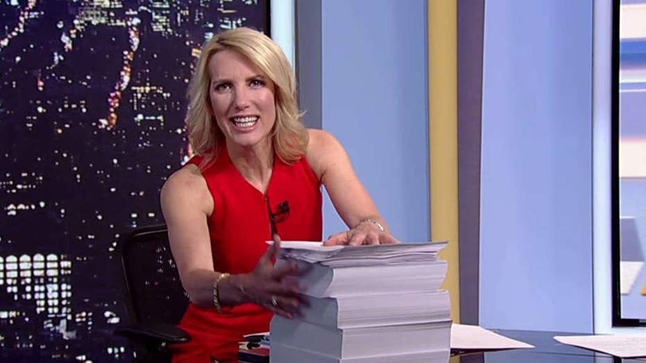 Ingraham: President Trump has second thoughts about spending