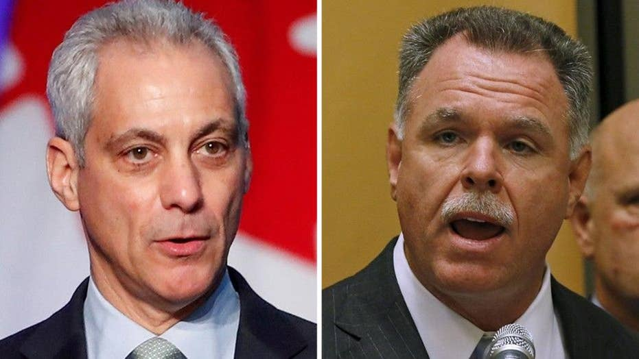 Chicago top cop fired by Rahm Emanuel will run for mayor