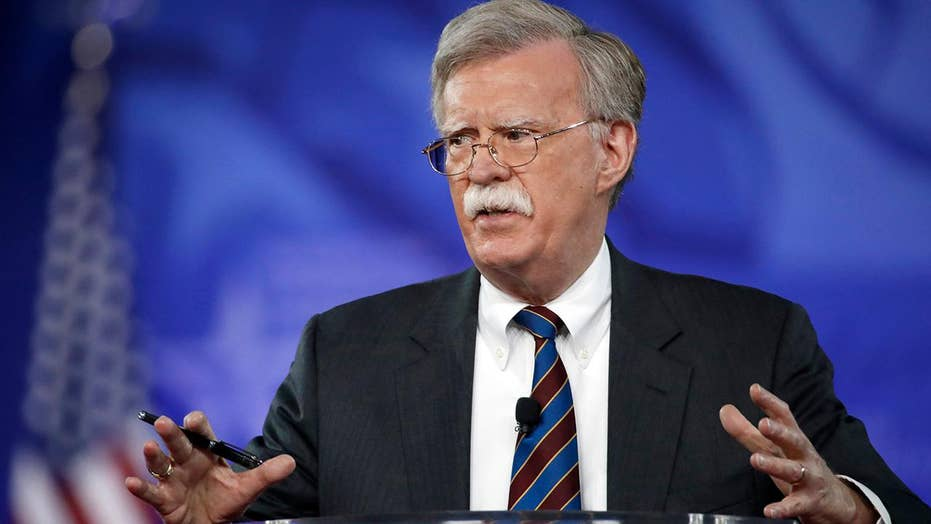 Amb. Bolton seen as a hawk on North Korea, Iran and Russia