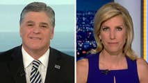 'The Ingraham Angle' host shares her perspective on Trump's choice of John Bolton for national security adviser, the spending bill and the Mueller investigation on 'Hannity.'
