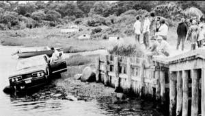 A car accident on Chappaquiddick Island became a national scandal for Senator Ted Kennedy nearly 50 years ago. Producer Mark Ciardi discusses a new film that revisits the incident on 'The Story.'