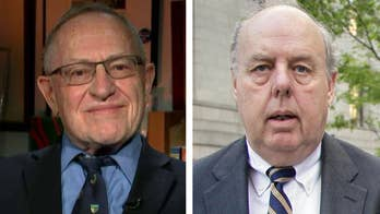 Trump was reportedly displeased when attorney John Downed called on the DOJ to end the Russia investigation; Alan Dershowitz shares his reaction on 'The Ingraham Angle.'