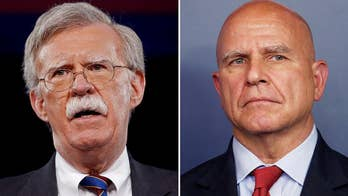 Trump swaps out McMaster for Bolton. Terrorism expert Van Hipp reacts on 'Fox & Friends First.'