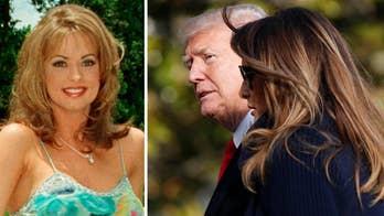 Howard Kurtz analyzes the CNN interview with former Playboy model Karen McDougal.