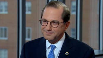 Health and Human Services Secretary Azar takes Fox News behind the scenes of the National Institutes of Health and the effort to stop the deadly opioid abuse epidemic.
