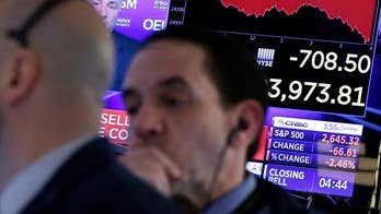 Stocks sink again over investor fears that China and the U.S. are headed for a trade war; Fox Business Network's Deirdre Bolton reports from New York.