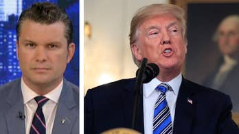 Before President Trump reluctantly signed massive spending bill, VA reforms were removed from the bill. Fox News senior political analyst Pete Hegseth weighs in on 'The Story.'