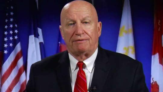 House Ways and Means Committee Chairman Kevin Brady says Trump is right to go after China for intellectual property theft. He offers insight on 'Your World.'