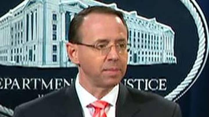 DOJ charges 9 Iranians in hacking scheme