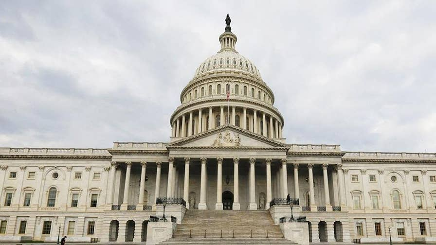 Congress averts another government shutdown. Griff Jenkins reports from Washington, D.C.