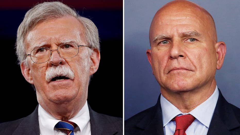 McMaster out, John Bolton in as National Security Adviser
