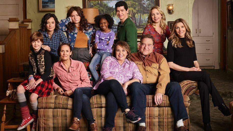 Roseanne Barr: Reboot will tackle healthcare, opioids and different cultures