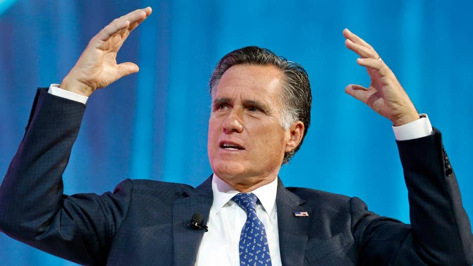 Several candidates file to take on Romney in Utah primary