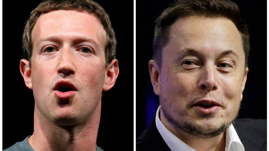 Elon Musk joins #deletefacebook boycott