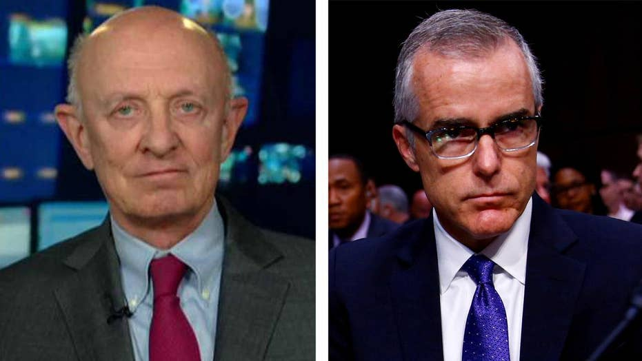 James Woolsey reacts to McCabe's Washington Post editorial