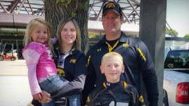 An Iowa family found dead in a vacation condo in Mexico died from inhaling toxic gas, but there was no sign of foul play or suicide, Mexican authorities said Saturday.