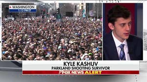 Kyle Kashuv Rips David Hogg's Speech