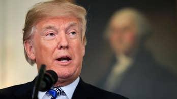 President Trump signed $1.3 trillion omnibus spending bill despite threatening to veto the legislation; Congressman Dave Brat reacts on 'The Ingraham Angle.'