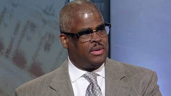 Charles Payne of the Fox Business Network reacts to recent drops in the stock market.