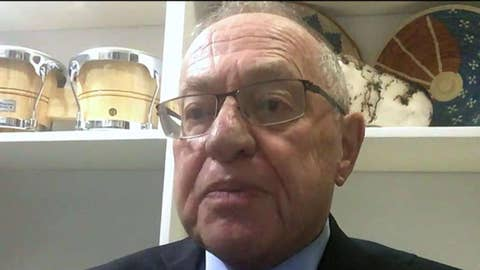 Dershowitz: Trump team should use good cop, bad cop