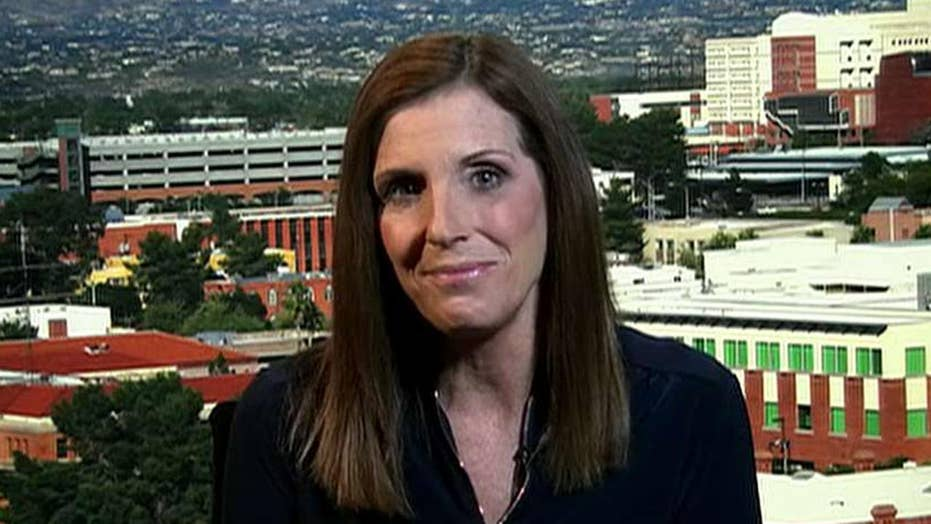 Rep. McSally: Might need a wall between California, Arizona